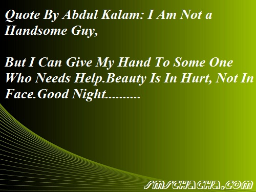 like good night picture sms in hindi sweet good night sms good night ...